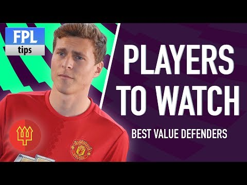DEFENDERS: PLAYERS TO WATCH | Pre-season 2017/18 | Fantasy Premier League