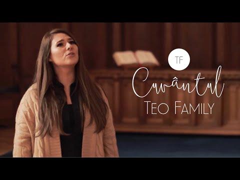 Teo Family - Cuvantul (Official Music Video)