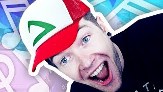 DANTDM SINGS POKEMON?!
