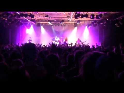 Floor in Japan with Nightwish