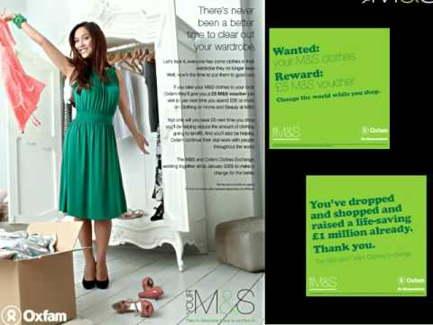 Marks and Spencer's Consumer Education & Empowerment Strategy - Mike Barry