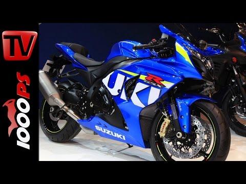 Suzuki GSX-R1000 2015 | Alle Neuerungen im �berblick