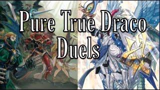 Pure True Draco Duels vs Demise True Draco, Dinosaur Zefra, Pendulum ZARC, DDDs, Fluffals, Invoked