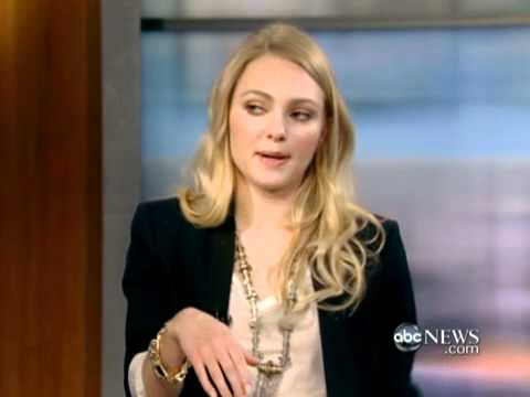 A Chat With 'Soul Surfer' Star Annasophia Robb - at ABC News