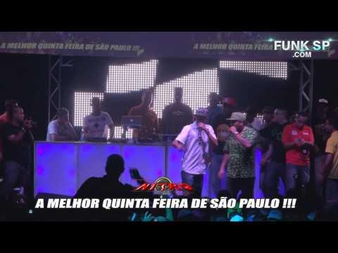SHOW MC TIKAO E MC FRANK JUNTOS NO PALCO DA QUINTA FEIRA NITRO...