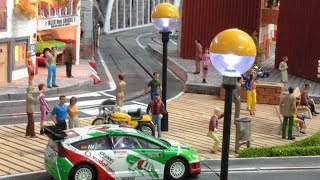 Rally Slot Car Scalextric Jrc 2014