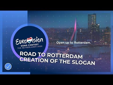 Road To Rotterdam: Creating The Slogan