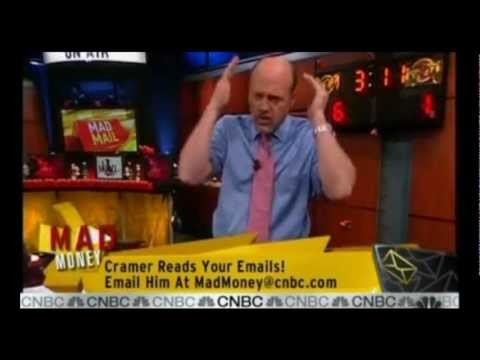 Mad Money Host Jim Cramer: Don't Be Silly on Bear Stearns!