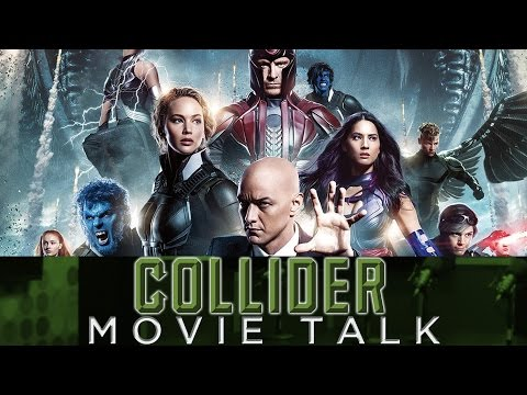 Collider Movie Talk  Final XMen Apocalypse Trailer, Inhumans Pulled From Schedule