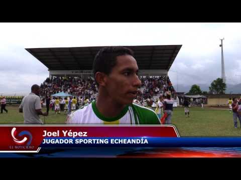 El Club Sporting Echeandía triunfo en el campeonato de la ASOBOL