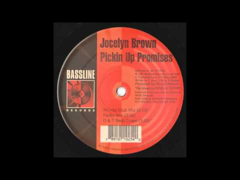 Jocelyn Brown - Pickin Up Promises Woody Club Mix