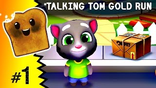 TALKING TOM GOLD RUN - Gadający Kot Tom i Bieg