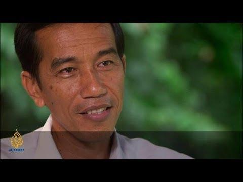 Joko Widodo dalam Liputan Al Jazeera (TV Network)