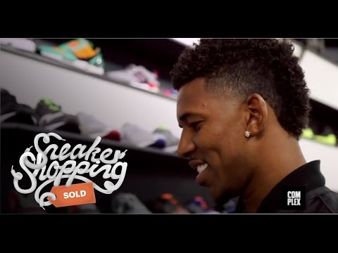 Sneaker Shopping with Nick Young