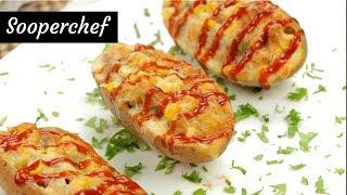 Loaded Baked Potato Recipe By SooperChef