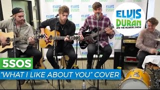 "Download Lagu 5 Seconds of Summer - ""What I Like About You"" Acoustic (Cover) 