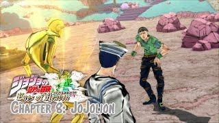 JoJo's Bizarre Adventure: Eyes of Heaven | Chapter 8: JoJolion