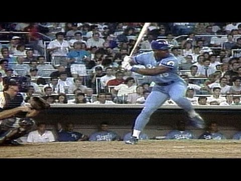 KC@NYY: Jackson blasts three homers before leaving