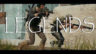 Legends: A PUBG Cinematic Short Film