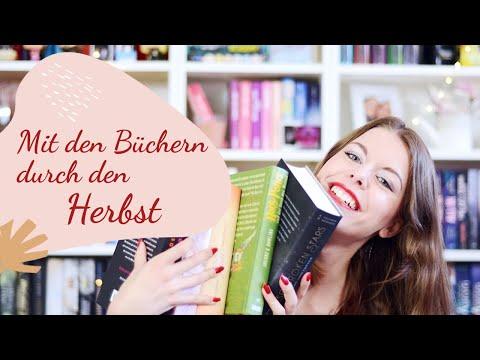 Mit den Büchern durch den Herbst TAG | Einstimmen auf den Herbst mit 10 Fragen | wonderbooks