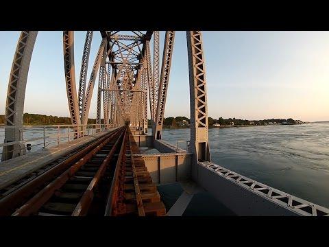 HD: GoPro: A Ride Aboard Mass Coastal 2009 (Part 2: Leading)