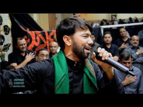 Ali Safdar LIVE Marsiya/Soz/Noha 2nd Saffar 2015/1437 at Jaffari Center of Atlanta, USA