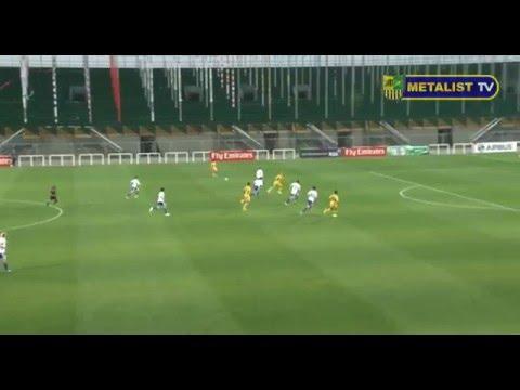 Металлист - Динамо Москва - 4:2