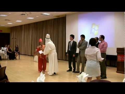 Amoo Norooz va Haji Firooz - Norooz 2012 (2)