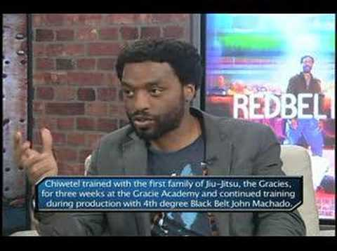 Redbelt Movie: Chiwetel Ejiofor (Children of Men) with ThinkTalk