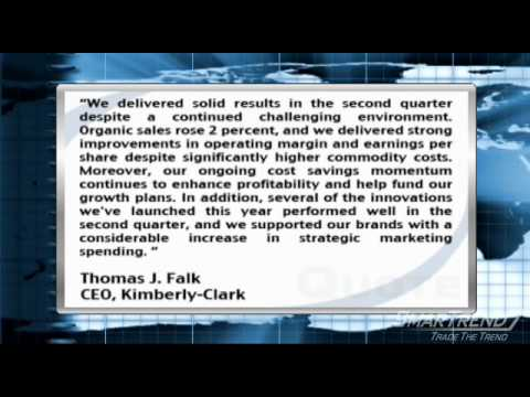 Earnings Report: Kimberly-Clark Q2 Profit Up, Reduced FY Sales Estimates (KMB)