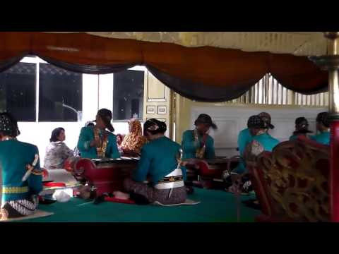 Istimewa, Music Gending Gamelan Sekaten, Gamelan Jawa Keraton Yogyakarta