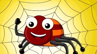 Incy Wincy Spider - Nursery  Rhymes For Children | Chikaraks