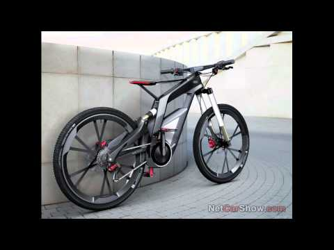 [HD:720p] New!! Audi E-BIKE
