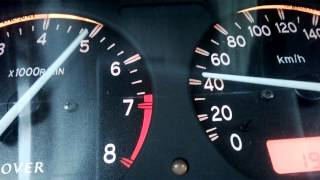 Rover 25 1.4 acceleration