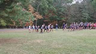 Mahwah XC 2017 Launch Slow- Motion