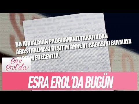 Esra Erol'da bugün neler oluyor? - Esra Erol'da 24 Ocak 2018