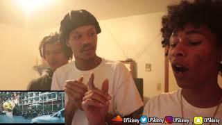 (Moroccan Rap) Ali Ssamid - Ghayzolo (Reaction Video)