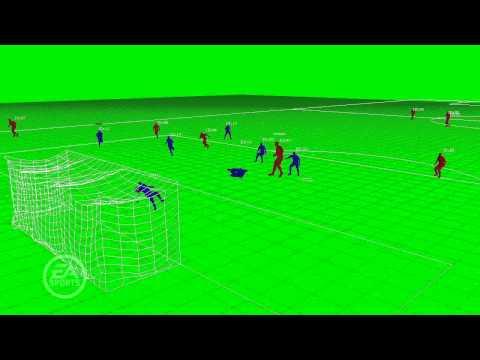 FIFA 12 - Interview de Producteur: La menace aérienne
