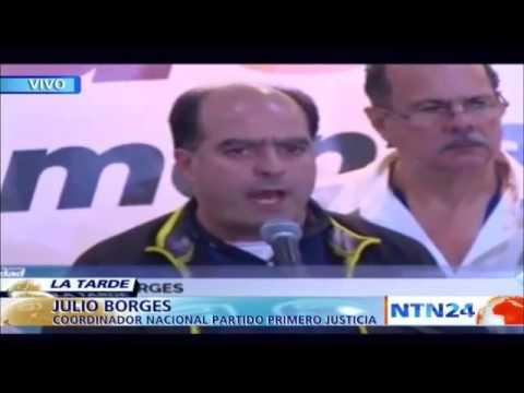 VIDEO: OPOSICIÓN VENEZOLANA NO ACEPTARÁ MÁS EXTENSIONES GENERALIZADAS EN LAS VOTACIONES POR LEGISLATIVAS