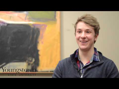 YSU Student Spotlight Series - Music Education / Violin
