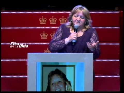 Extracto mensaje de Elizabeth Voledo en el Congreso de Mujeres 2012