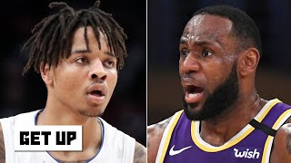 LeBron, Lakers couldn't overcome Markelle Fultz's career night in loss vs. Magic | Get Up