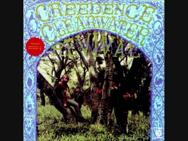 Creedence Clearwater Revival   First album 1968 (full album)