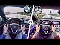 BMW 5 Series 2017 G30 vs Mercedes Benz E Class 2017 POV Test Drive by AutoTopNL