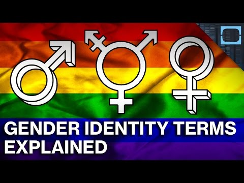 Every Sex & Gender Term Explained