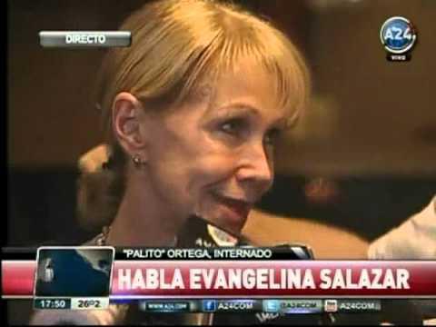 Evangelina Salazar habló de la salud de Palito Ortega ...