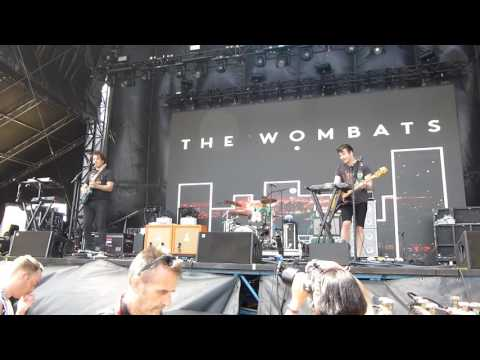 The Wombats Give Me A Try at Bestival 2016