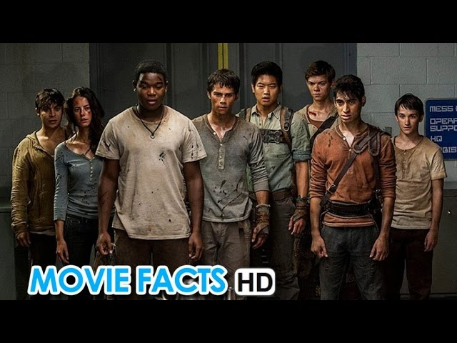Movie Facts: Maze Runner - La Fuga (2015) HD