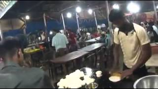 Master of porotta  funny real kerala  favourate food porotta malappuram