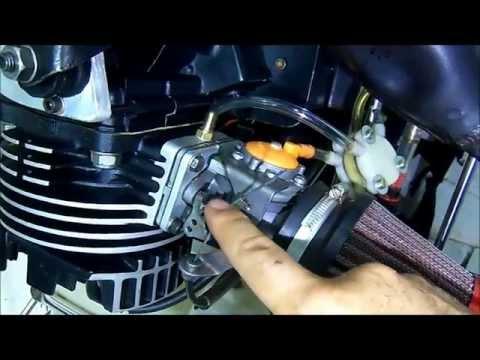 Review paramotor rd 135 G2